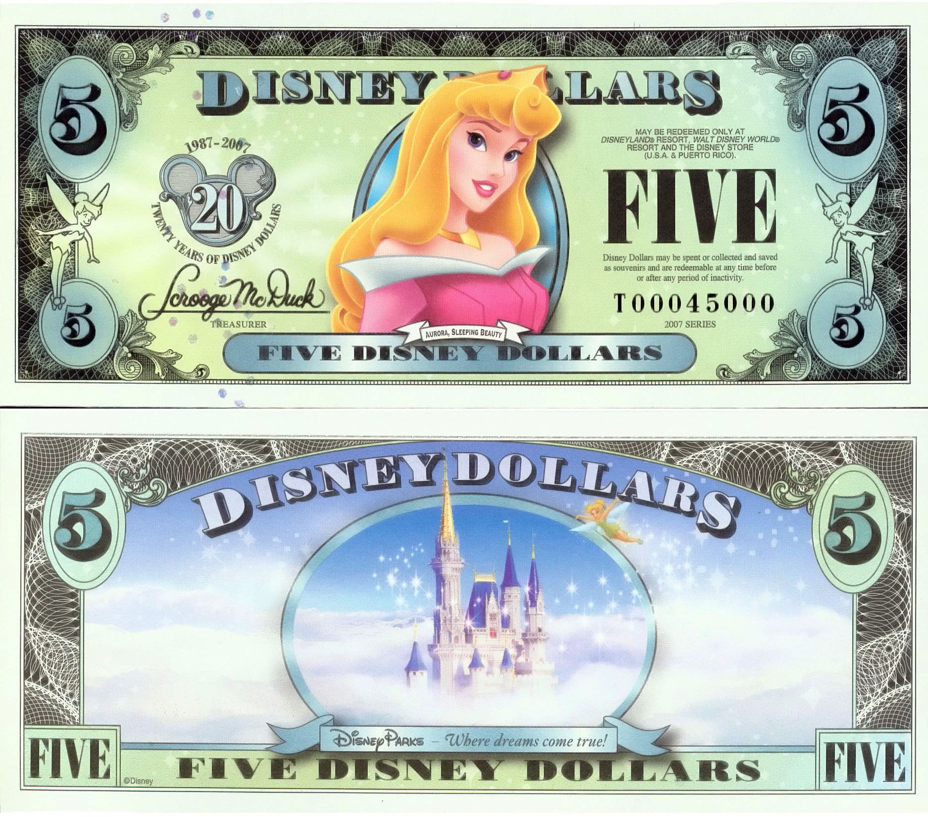 picture regarding Disney Dollars Printable called Exactly where CANT I pay back Disney Revenue The DIS Disney